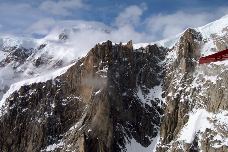 Denali Mountain in Alaska