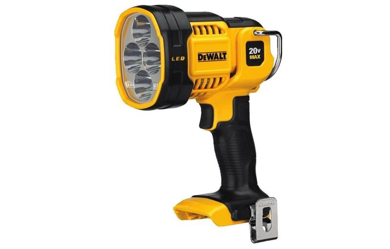 Dewalt LED spotlight