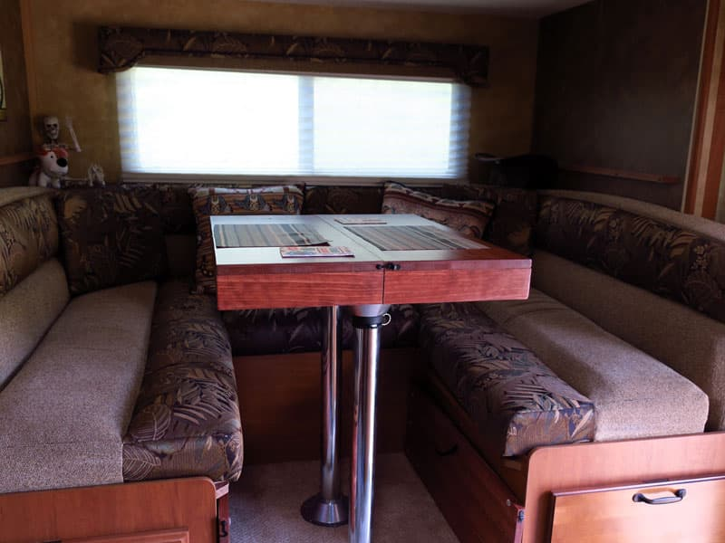 Dinette table small