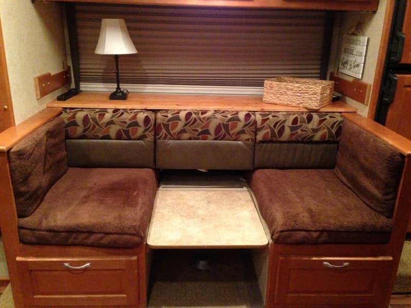 Dinette to Sofa with table top fitting