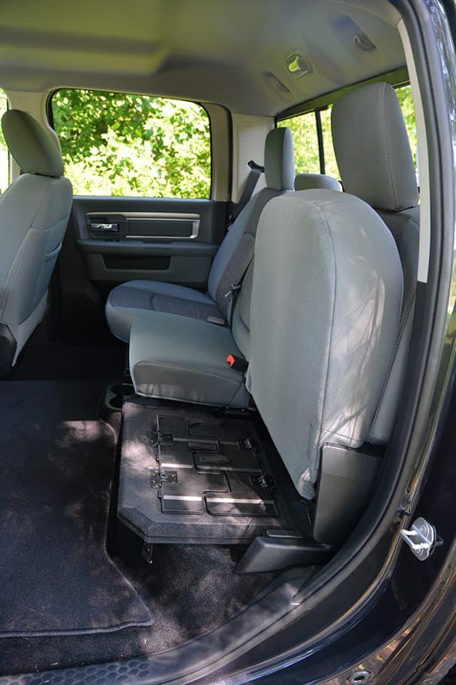 6 Door Mega Cab Long Bed >> TCM Debuts 2014 Ram 3500 - Truck Camper Magazine