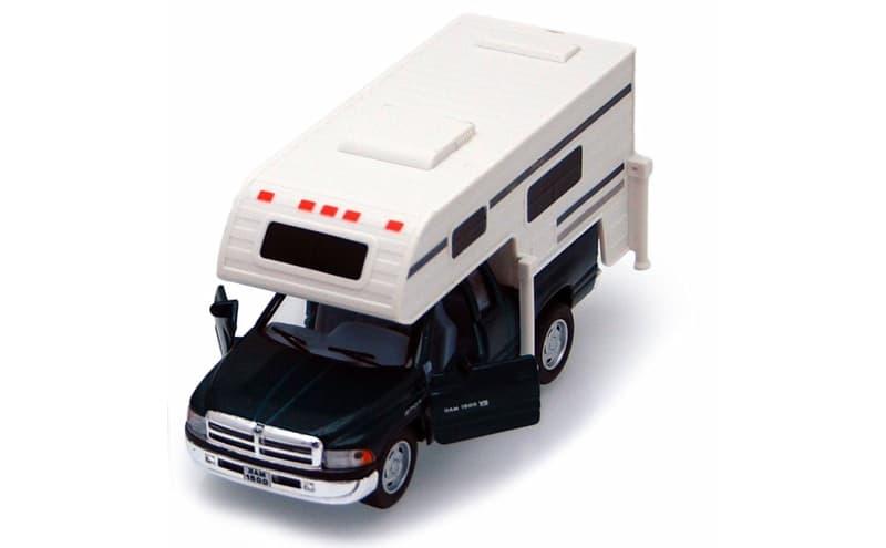 Dodge Ram truck camper toy