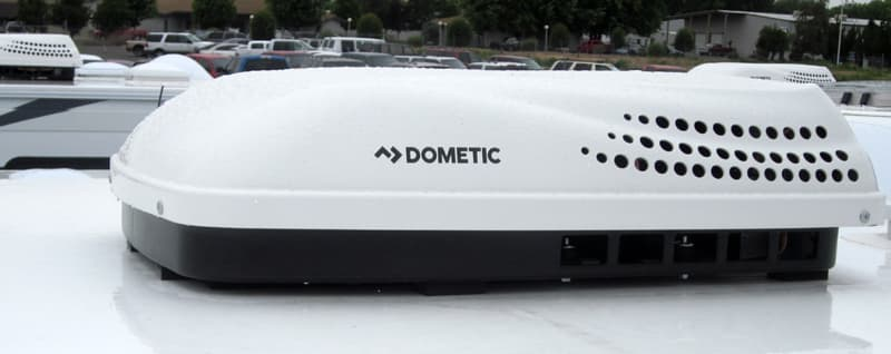Dometic Penguin II low profile air conditioner