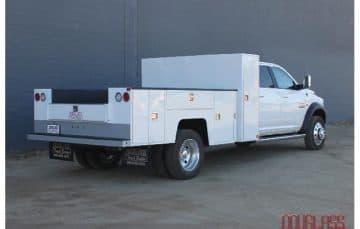 Douglass Truck Body, storage body