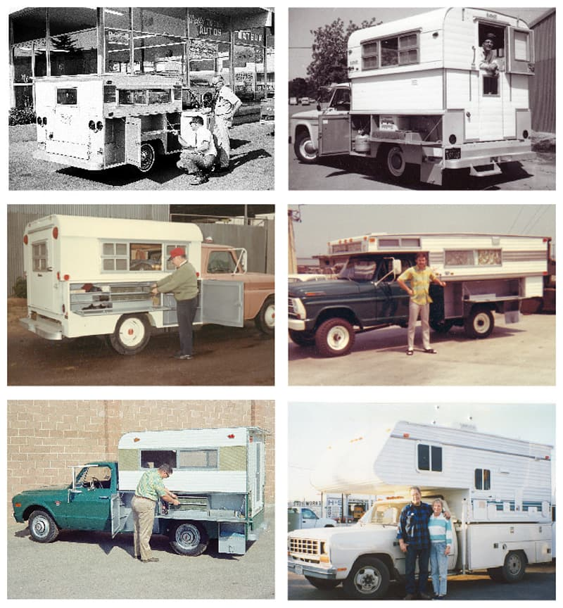 Douglass Truck Bodies For Truck Campers