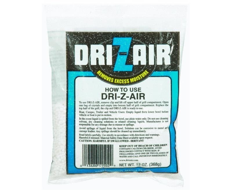 Dri-Z-Air Crystals for Condensation