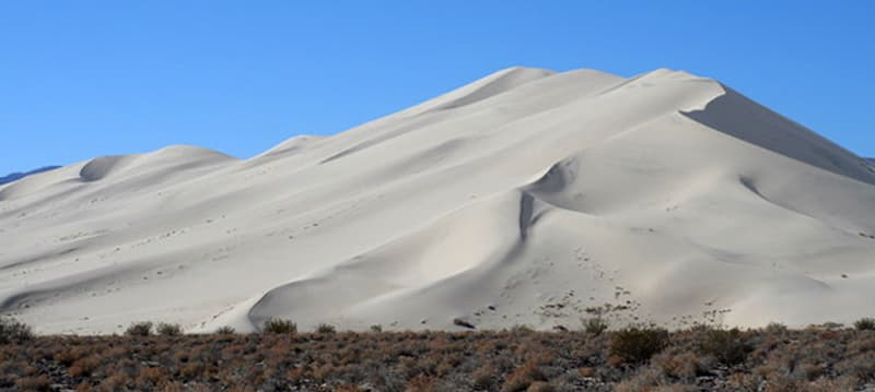 Saline Dunes, Death Valley