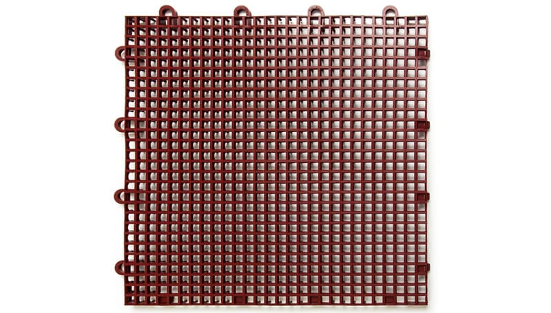 Dura Grid Comfort interlocking tiles