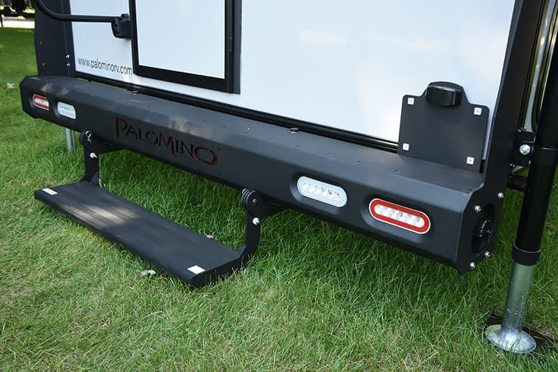 Dura trak is all aluminum bumper