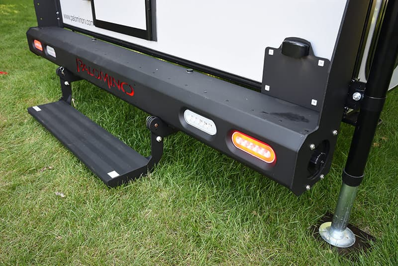 Dura Trak Bumper LED lights