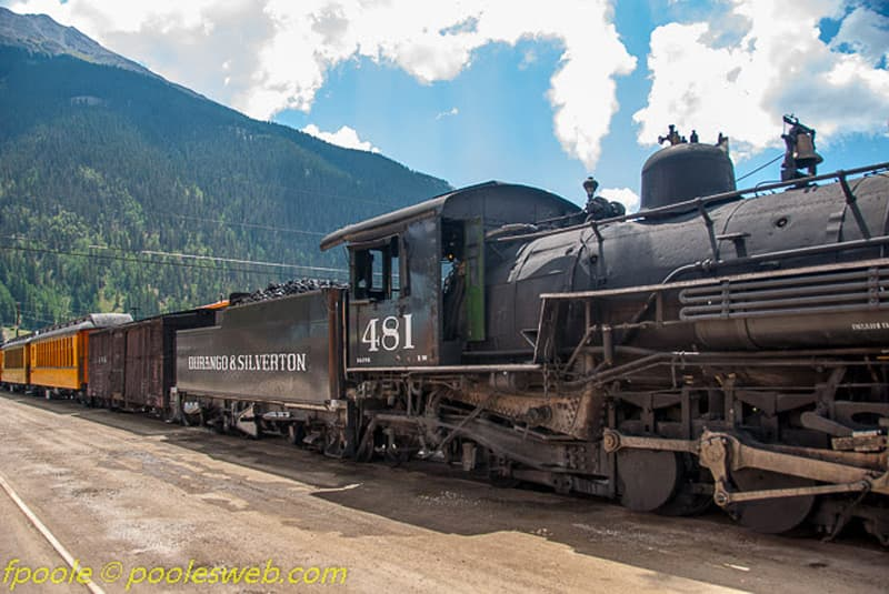 Durango Silverton Train Excursion