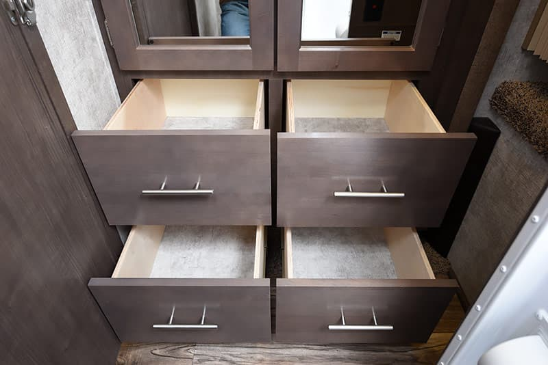 Eagle Cap 1200 drawers