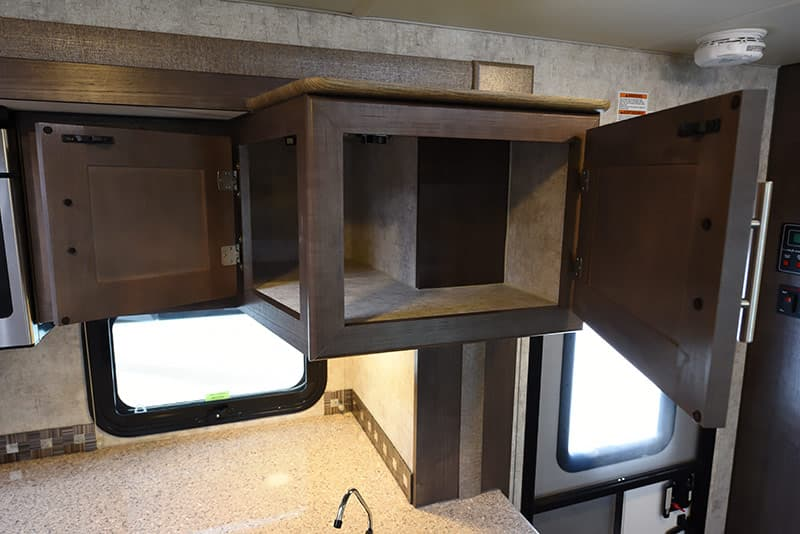 Eagle Cap 1200 kitchen cabinet over sink