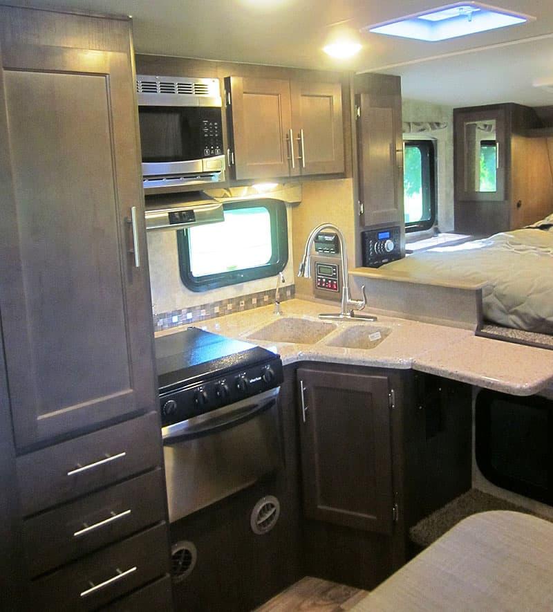 Eagle Cap new interior decor