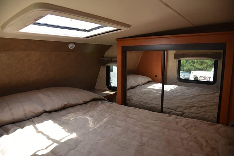 Eagle Cap 995 wardrobe in bedroom