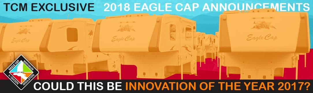 Eagle Cap Camper 2018 Announcements