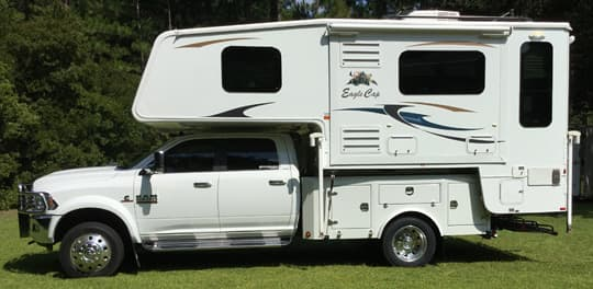 Dodge Ram 5500 >> Camping The Antique Tractor Show Circuit