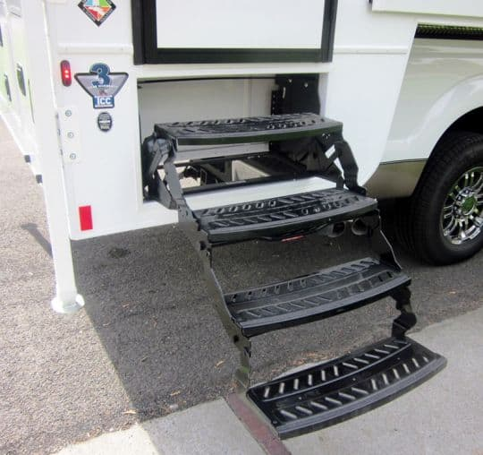 Eagle-Cap-1200-camper-step-entry-5-steps