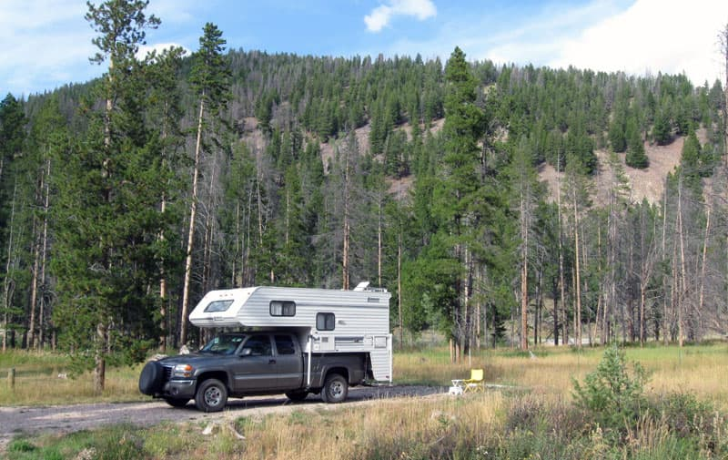 East Bank Campground, Montana