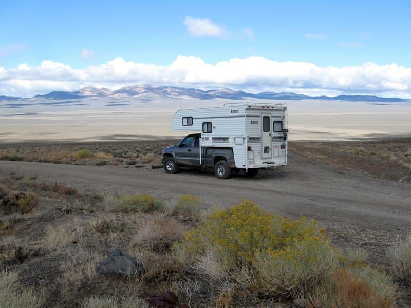 East of Gabbs, Nevada