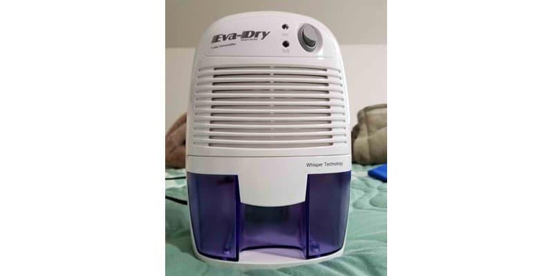 Eva-Dry 1100 dehumidifier