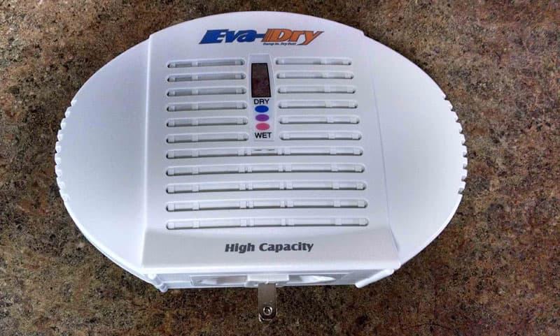 EvaDry 500 camper