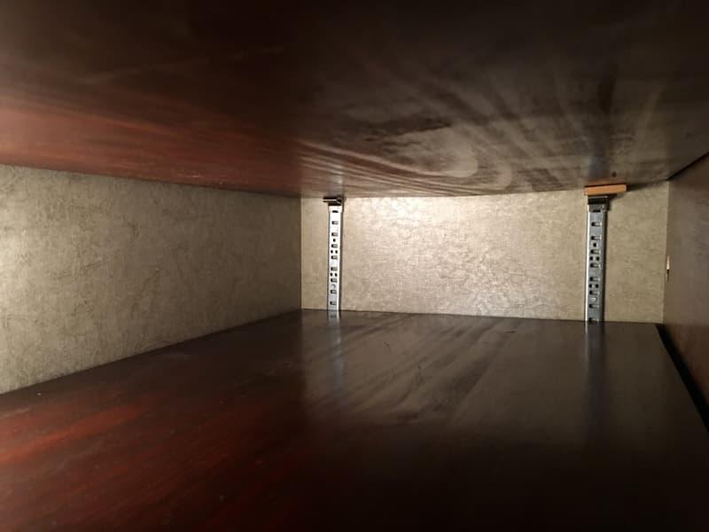 extending kitchen storage area