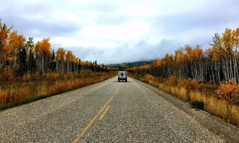 Fall Travel Northwest Territories