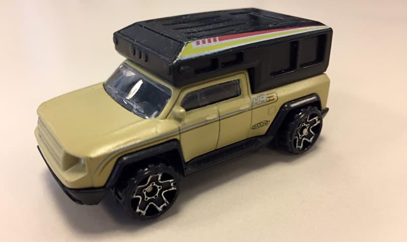 Fast Lane pop up truck camper model HR-003