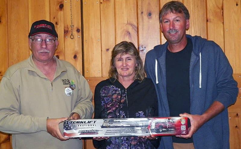 Winners of the Fastgun turnbuckles