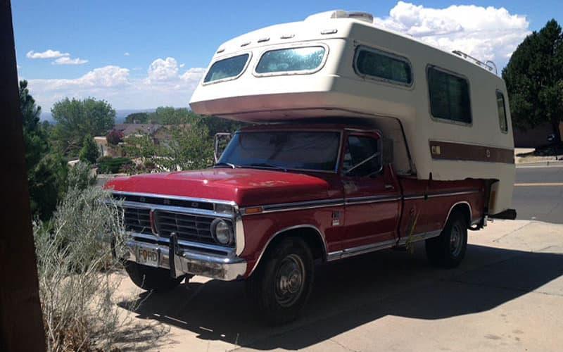 First American Road Camper