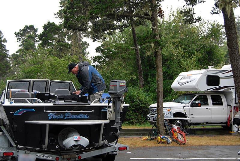 Fish-Rite riverboat in Oregon