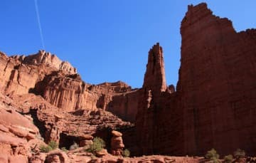 Fisher-Towers-Utah