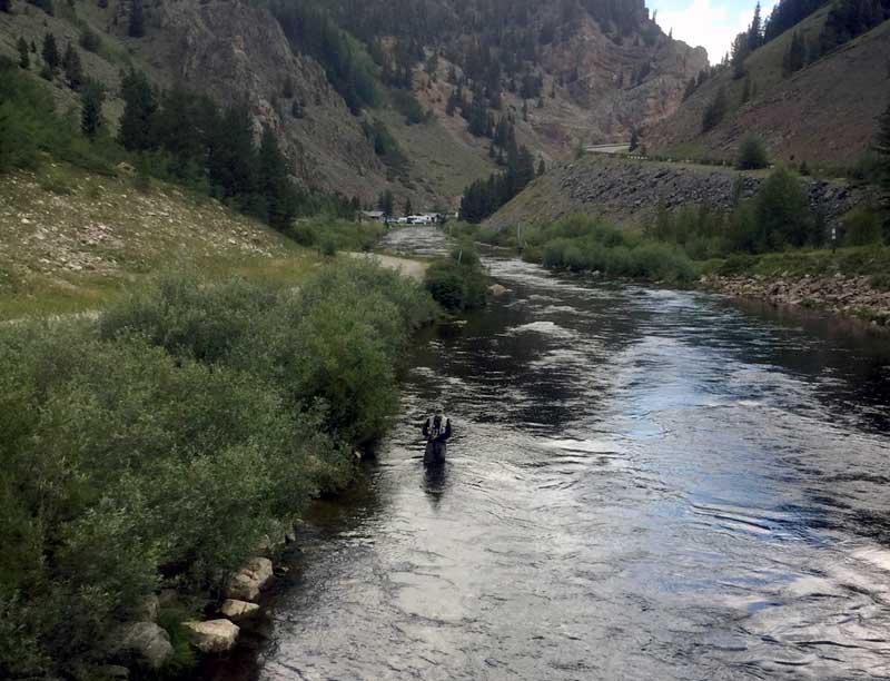 Fishing In Coloado
