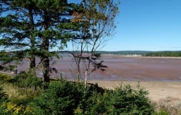 Five Islands Provincial Park Nova Scotia