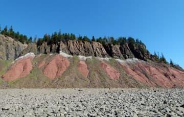 Nova Scotia, Five Islands Provincial Park