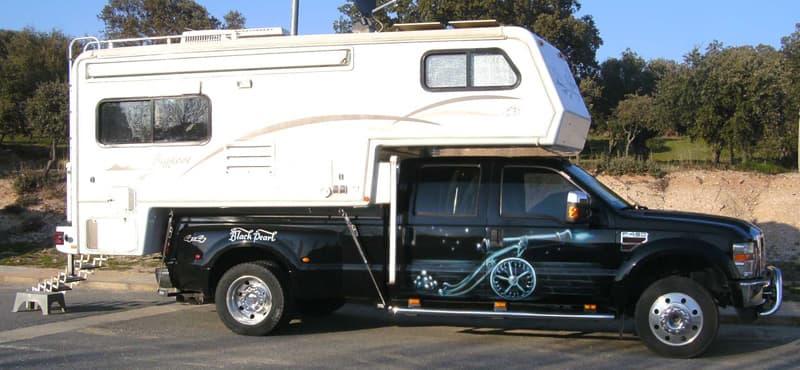 Ford F450 Pirate Truck