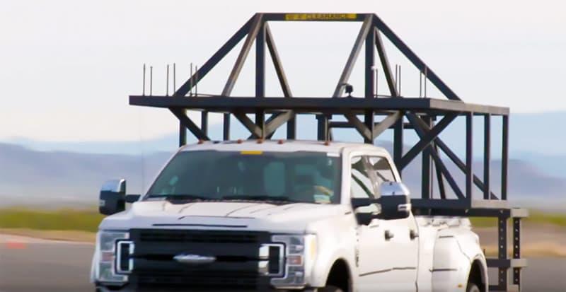 Ford Truck Camper Simulator