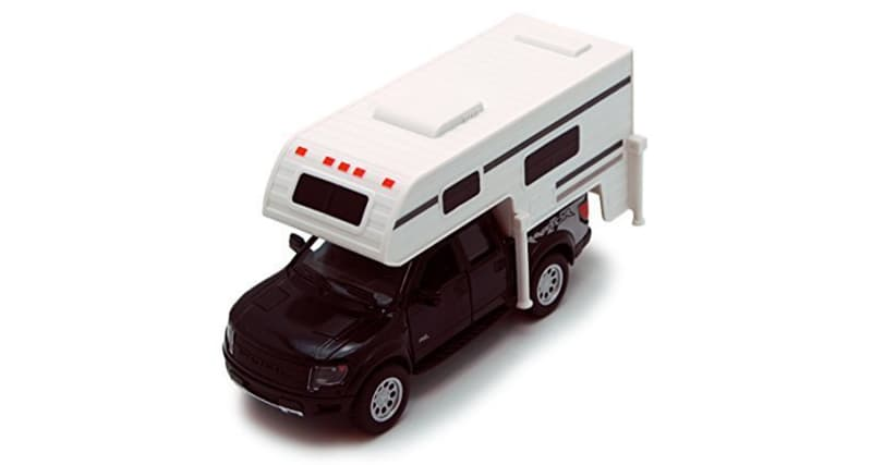 Ford Truck Camper Toy