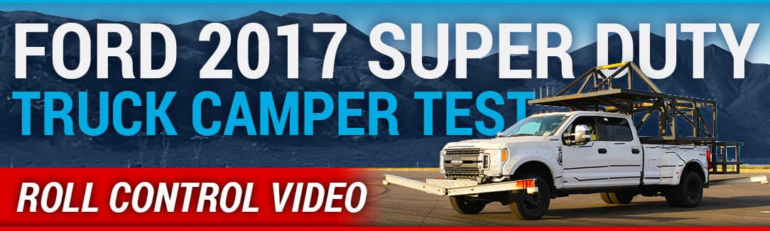 2017 Ford Super Duty Truck Test