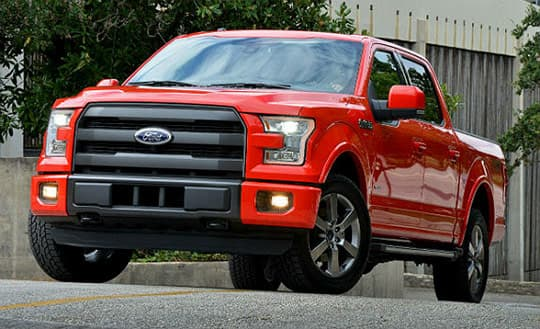 Ford Motor Company Announces Truck Camper