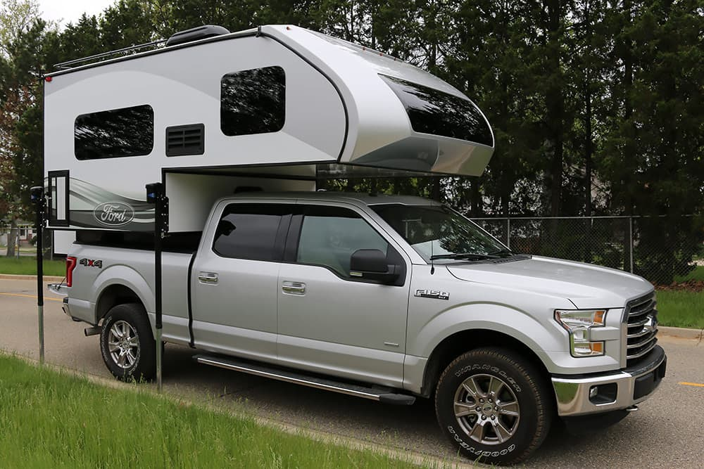 Campers For Sale Near Me >> 2016 Ford 8.6 and 6.8 Truck Campers