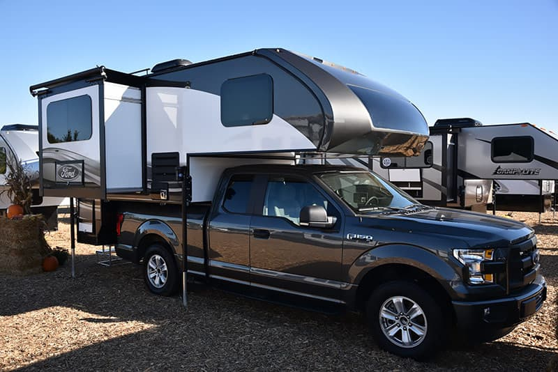 Truck Bed Camper For Small Pick Up