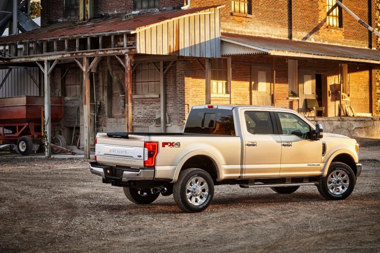 2017 ford super duty all aluminum trucks announced. Black Bedroom Furniture Sets. Home Design Ideas
