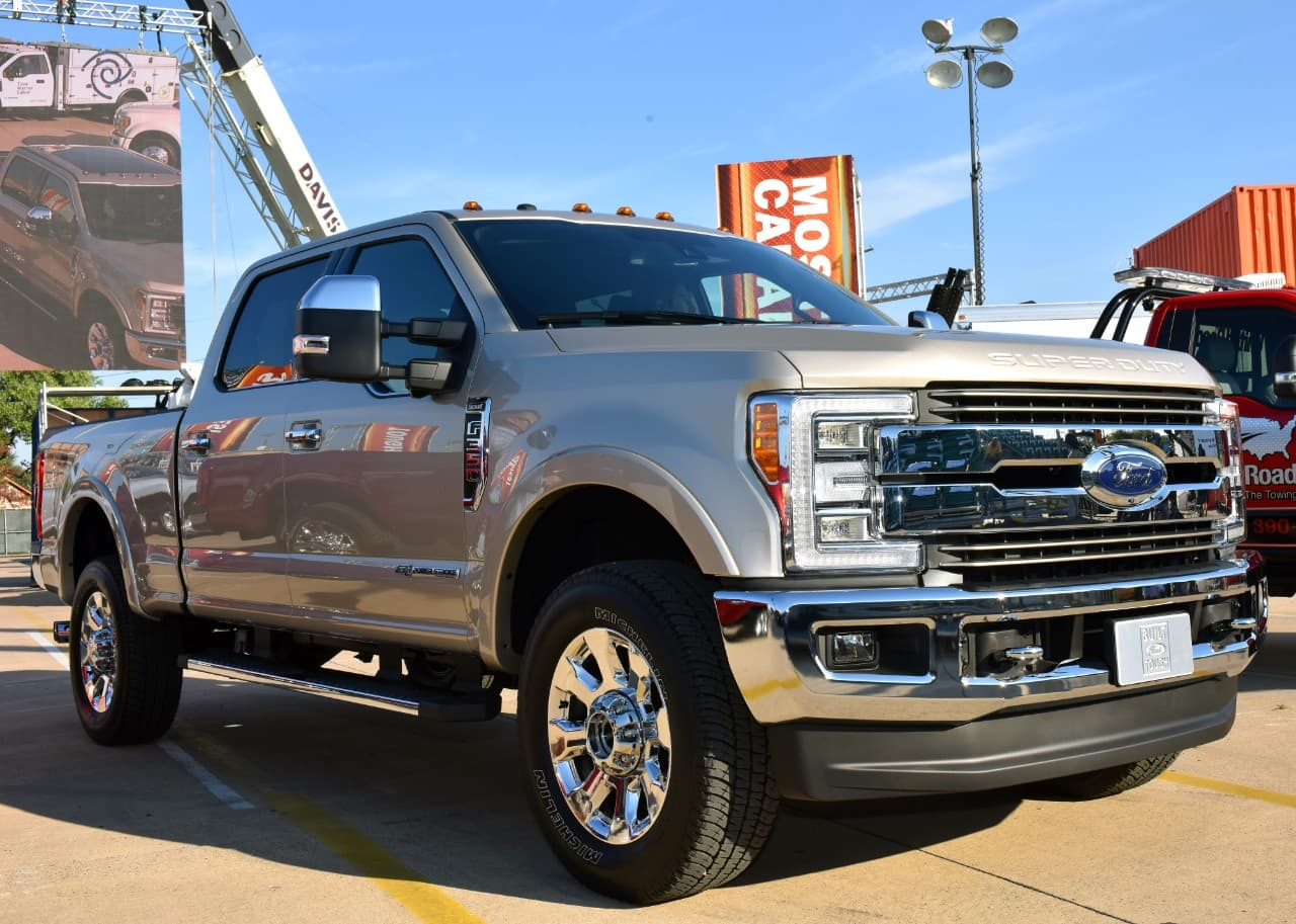2017 ford super duty all aluminum trucks announced. Black Bedroom Furniture Sets. Home Design Ideas