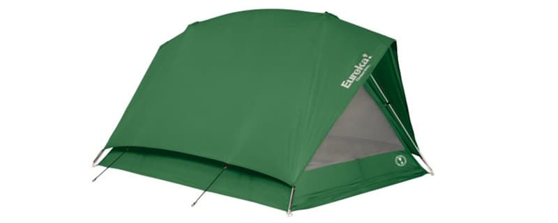 Timberline Tent for four people