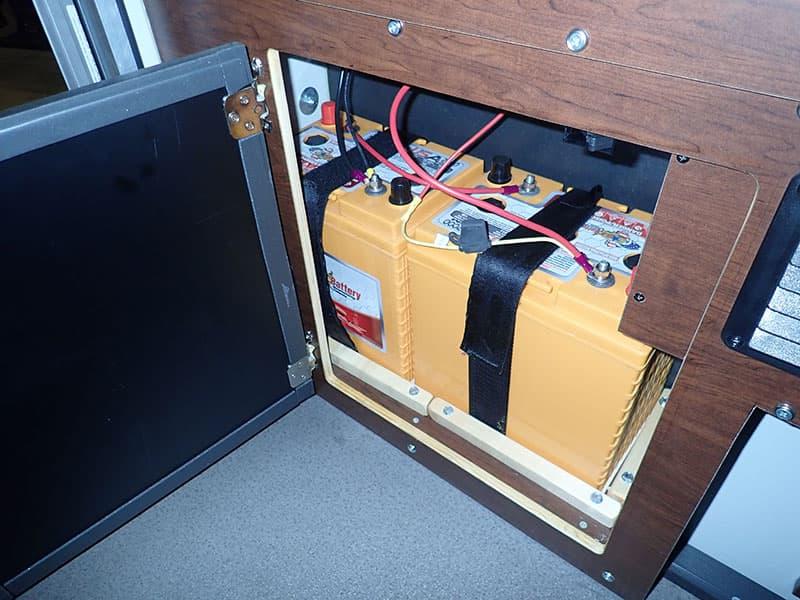 Four Wheel Camper 6-Volt Batteries