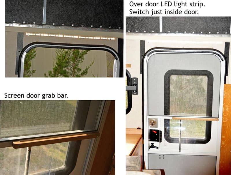 Four Wheel Shell LED light strip