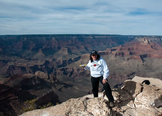 Cross-Country-Grand-Canyon-National-Park