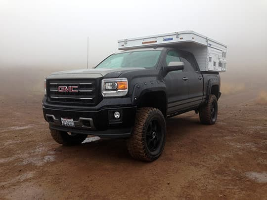 Chevy Silverado Camper Shell >> Dirt Every Day Goes Truck Camping - Truck Camper Magazine